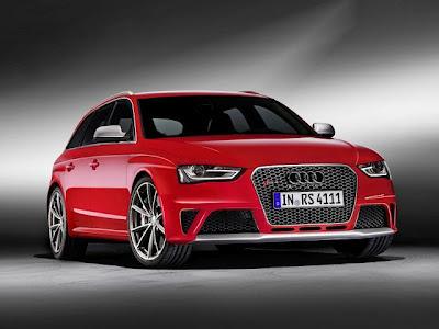 El Audi RS4 Avant