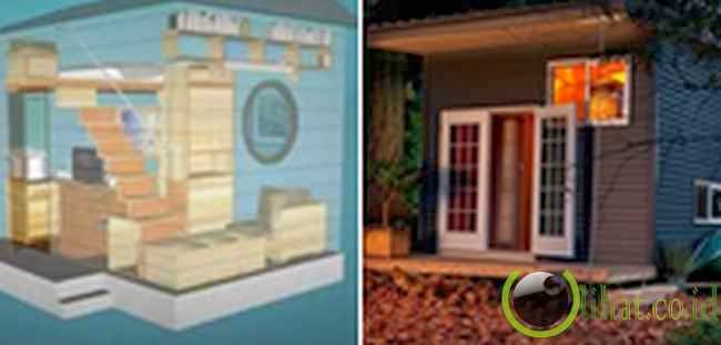 Twelve Cubed Mini Home