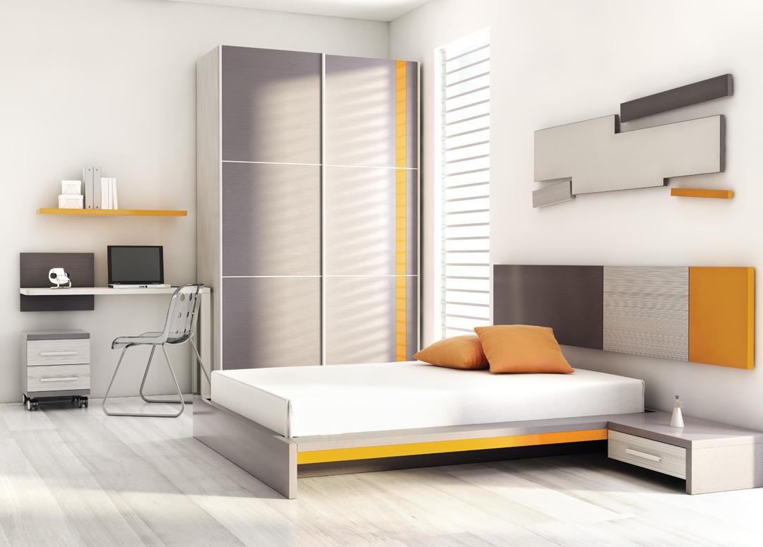 Muebles ros dormitorio juvenil consejos - Muebles dormitorio juvenil ...