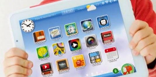 Tablets en lo los colegios