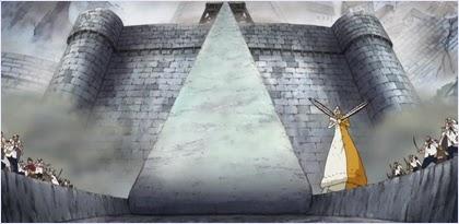 อินาซูมะสร้างทางเดินให้ลูฟี่ไปช่วยเอส