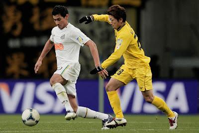Kashiwa Reysol 1 - 3 Santos (2)