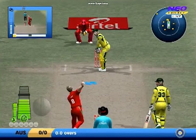 EA Sports Cricket 2012-2013