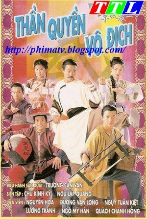 phim Thần Quyền Vô Địch - The Kung Fu Master