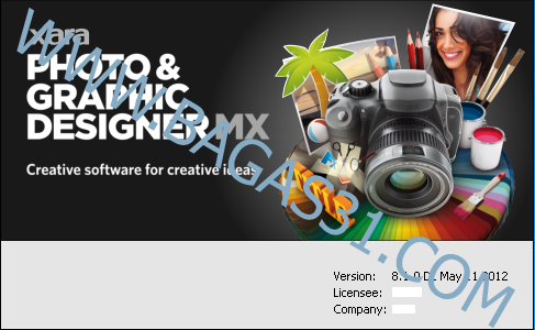 Xara Photo & Graphic Designer MX 8.1 Full Crack 2