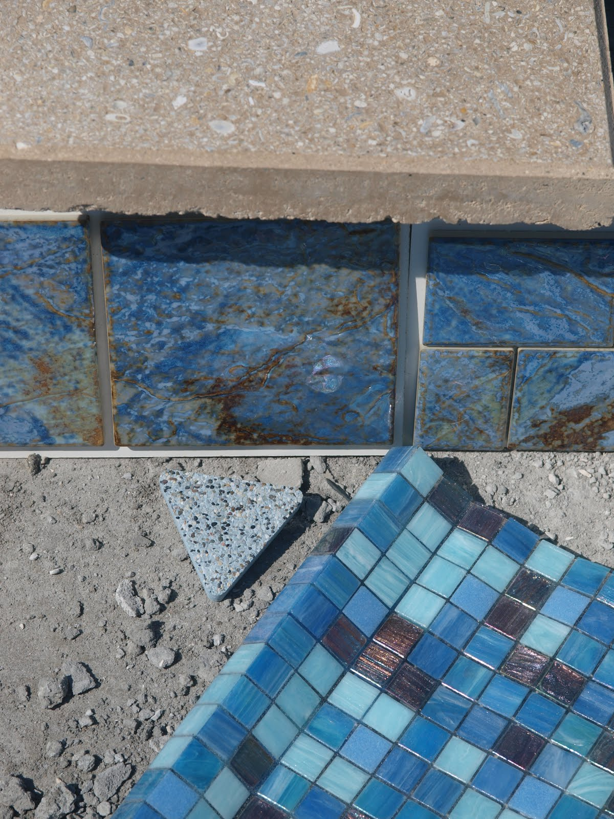 The New Blue Pool Tile Continued 4