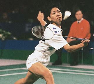 Pemain Badminton dari Indonesia