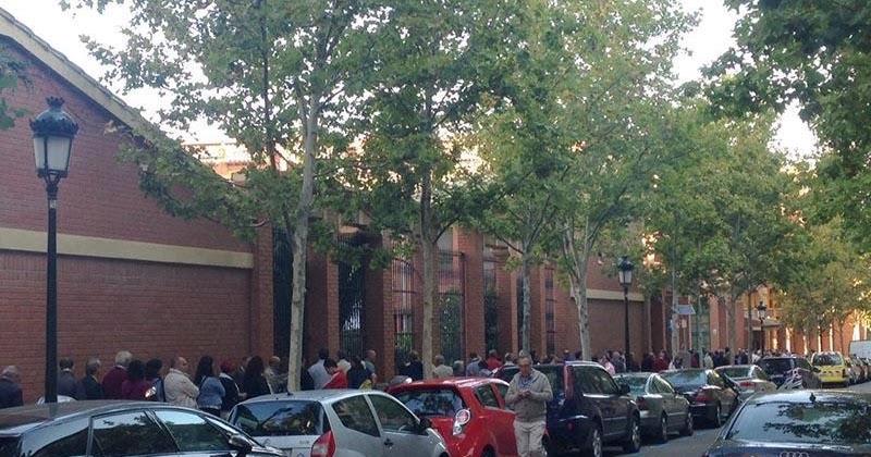 Torodigital gran afluencia de p blico en el primer d a de for Ibercaja valencia oficinas