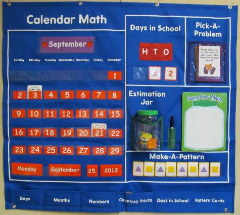 First Grade Schoolhouse: Halloween Math and Calendar Math