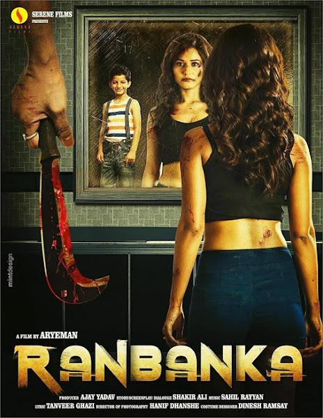 Poster Of Ranbanka 2015 480p Hindi DVDScr 1CDRip