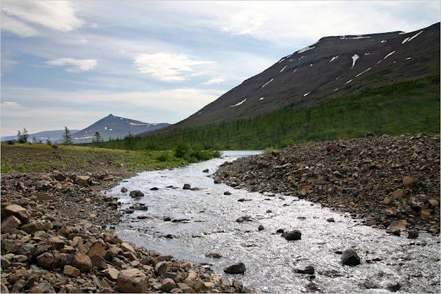 Taimyr-Poxod-Glubokoe-Kyltellar-Bugar-Ekekoy-река Бугар