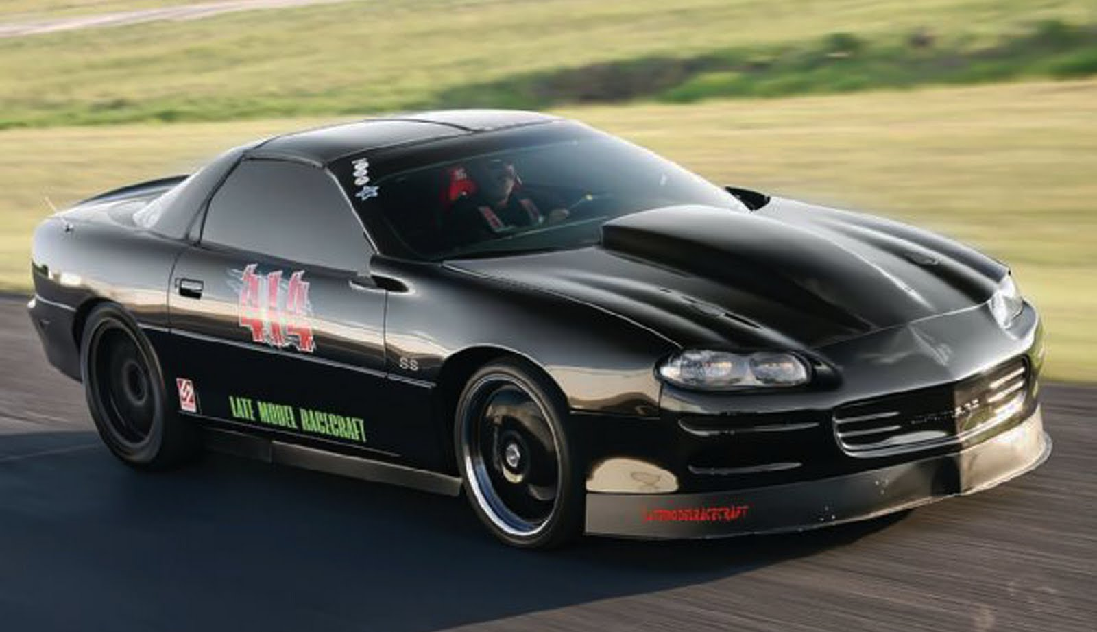 The World\'s Best 4th Gen Camaros: LMR Twin Turbo Camaro