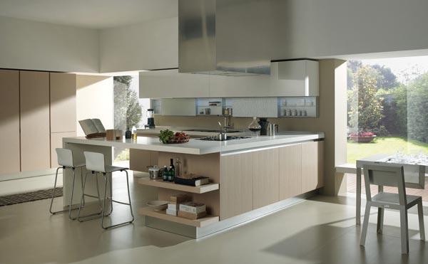 Come nasce una cucina musings - Isola centrale per cucina ...