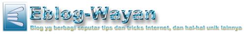 eBlog-wayan