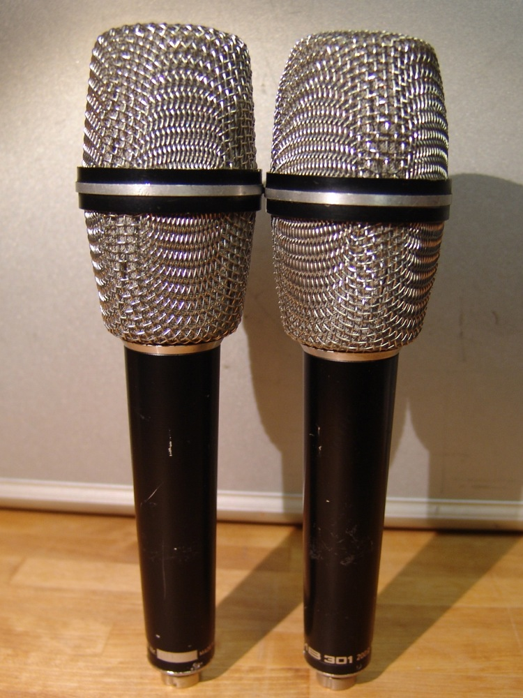 how to make a ribbon microphone