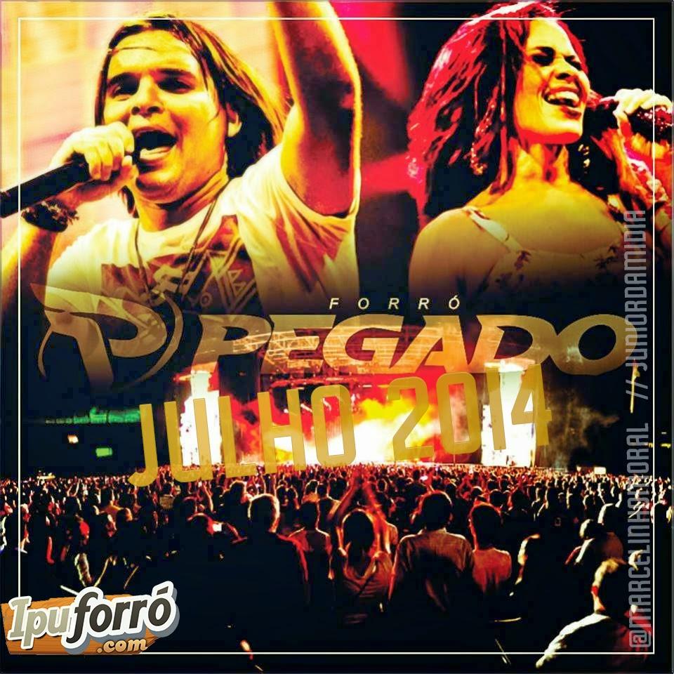 [CD OFICIAL] Forró Pegado em Desterro-PB - Julho 2014