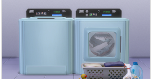 washing machine sims 4