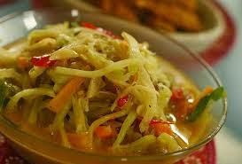 Masakan Jawa Tengah Menu Khas Jateng Sayur Labu Siam