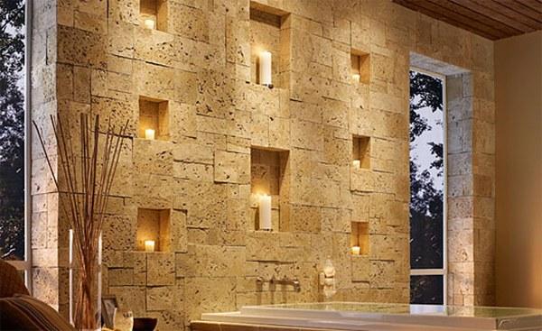 Decoracion de interiores y mas la piedra un estilo - Piedra de interior ...