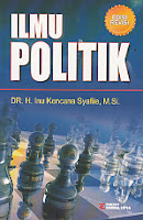 toko buku rahma: buku ILMU POLITIK, pengarang inu kencana syafeiie, penerbit rineka cipta