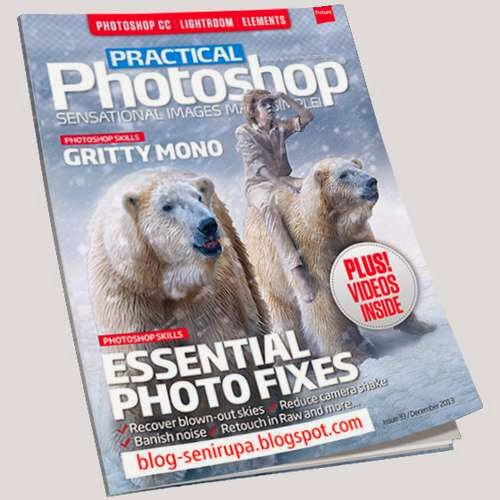 Practical Photoshop Magazine UK Desember 2013