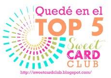 Reto #64 SweetCardClub