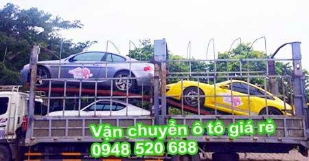 vận chuyển ô tô giá rẻ