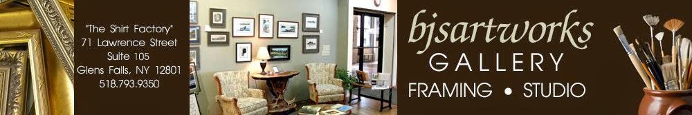 bjsartworks Framing Gallery Studio