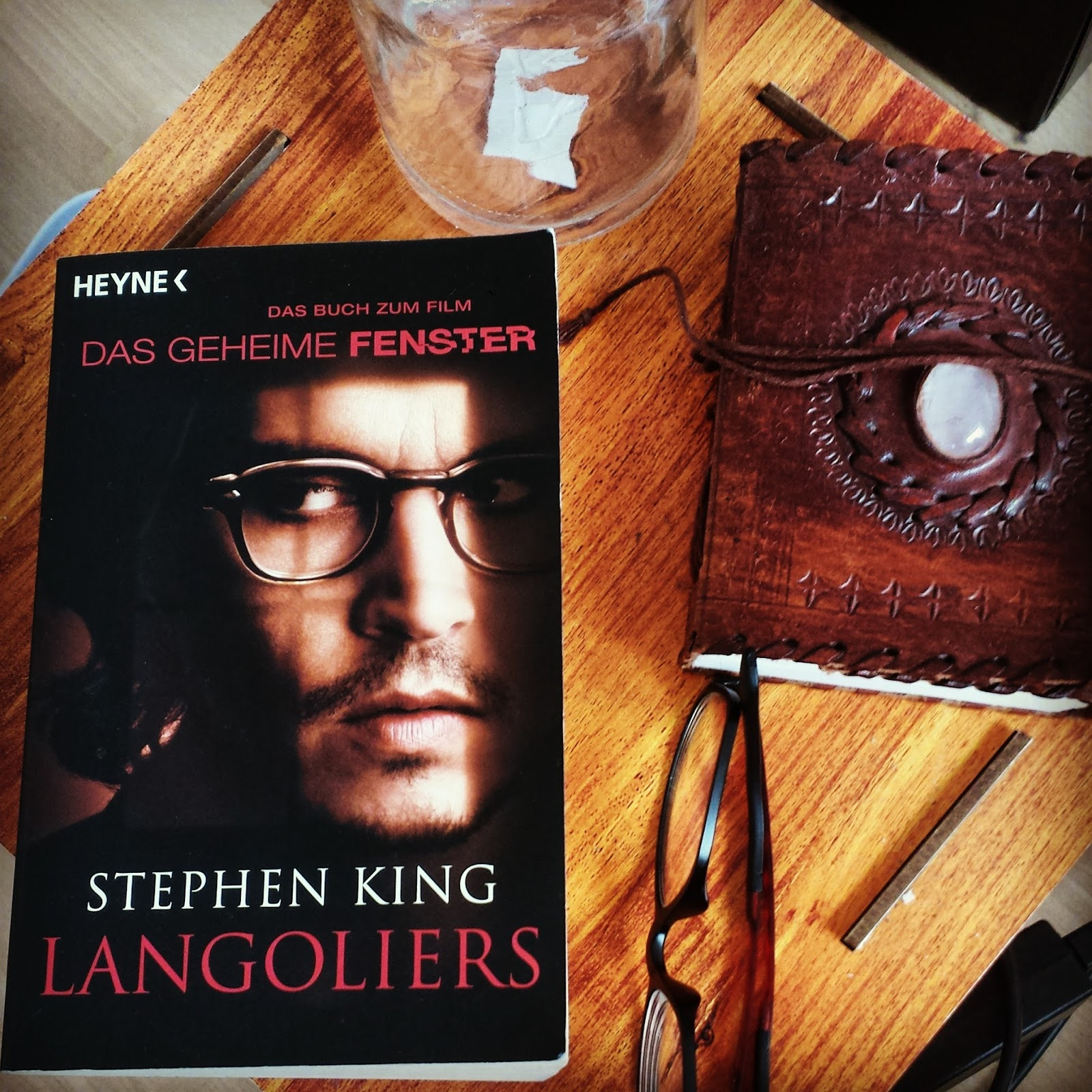 Traumland Rezension Stephen King Langoliers Das Geheime Fenster