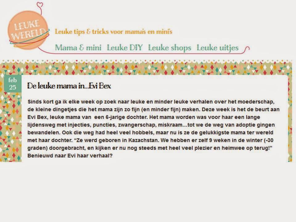 http://www.leukewereld.be/wp/2015/02/de-leuke-mama-evi-bex/