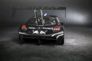 Peugeot T16 208 Pikes Peak