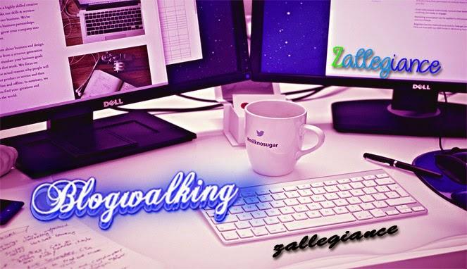 Blogwalking Adalah Aktifitas Yang Membosankan