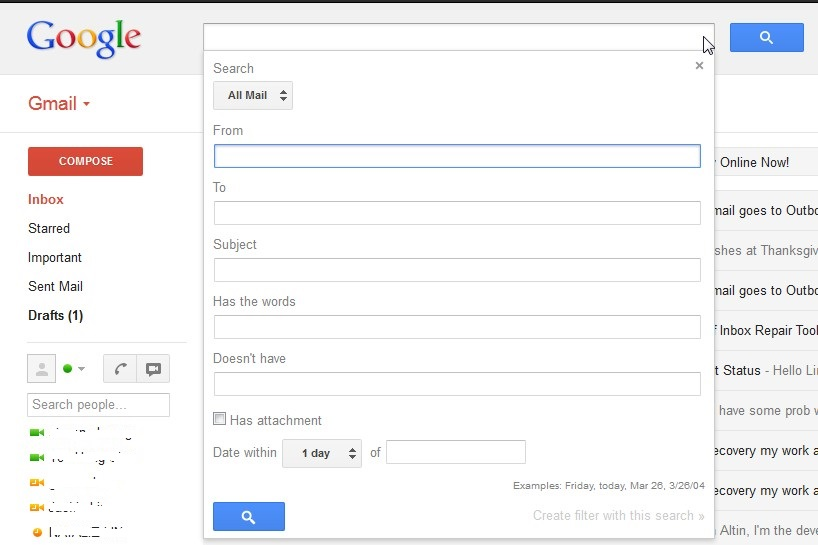 how to delete spam in gmail automatically