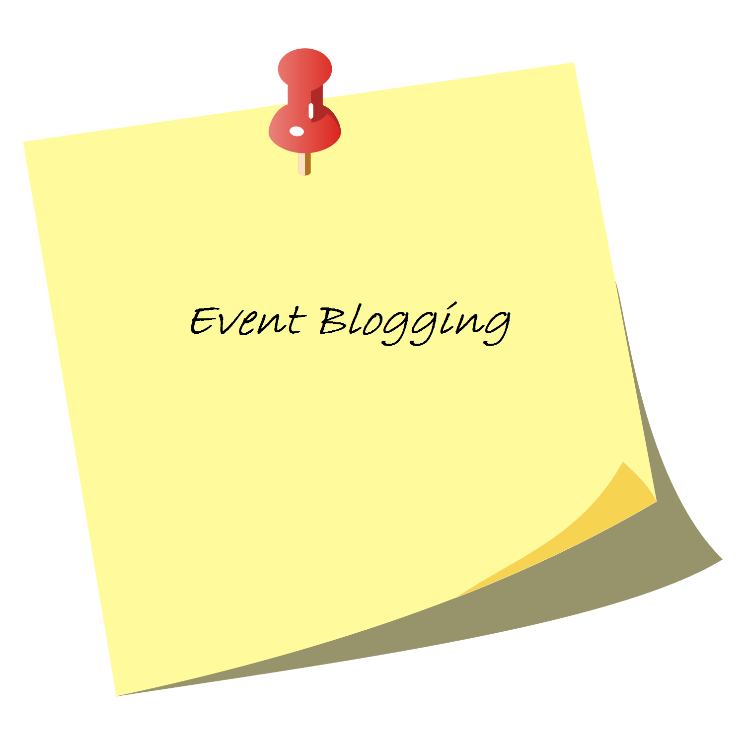 What is Event Blogging?