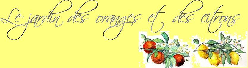 Le jardin des oranges et des citrons