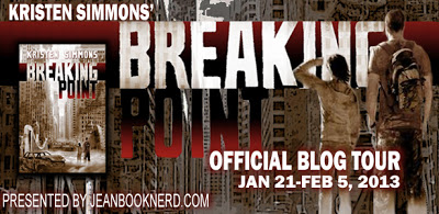Breaking Point Blog Tour