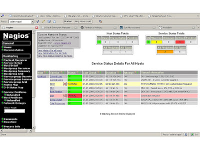 How to install and configure Nagios monitoring server in Linux