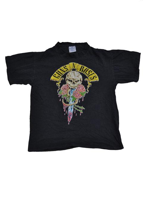 goodbye heart vintage guns 39 n roses vintage t shirt. Black Bedroom Furniture Sets. Home Design Ideas
