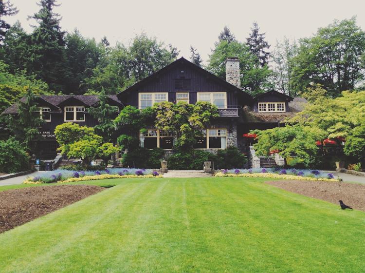 Stanley Park Pavilion, Vancouver, BC