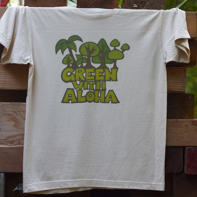 environmentally friendly tee