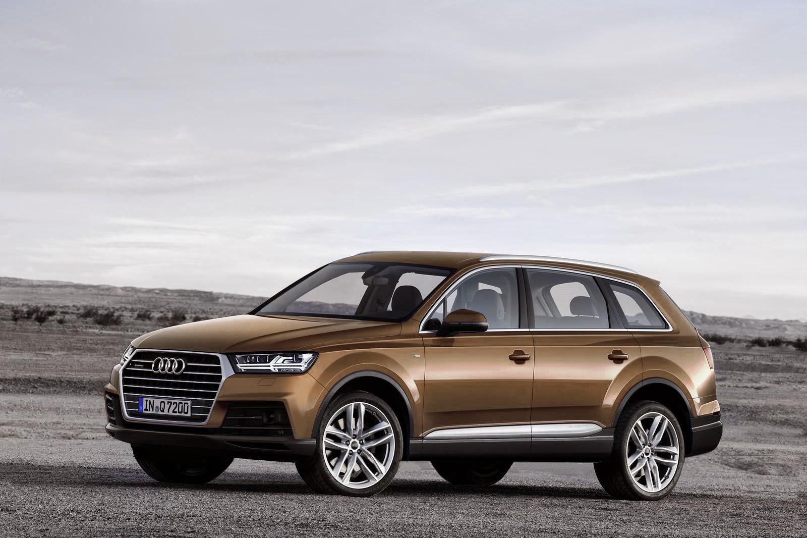 Audi q7 ground clearance