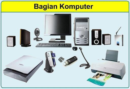 KOMPUTER: perangkat komputer