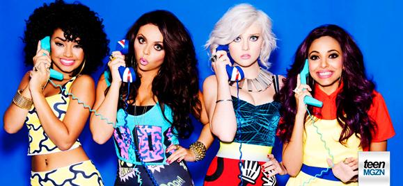 Little Mix Grubu 2. Stüdyo Albümlerinin İsmini Açıkladı
