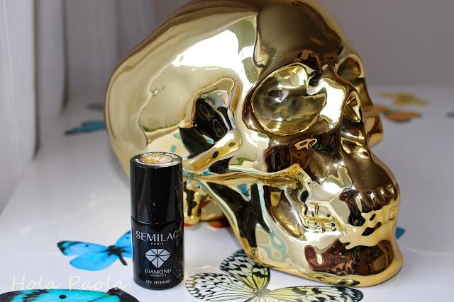 Lakier hybrydowy Semilac 142 Royal Gold