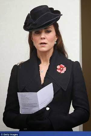 Kate @ Remembrance Day