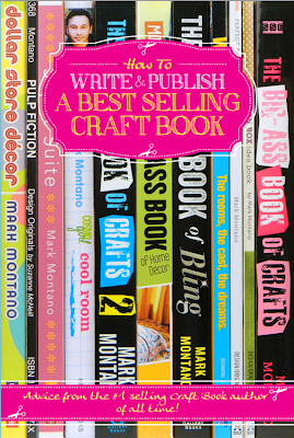 How to write & publish a best-selling craft book