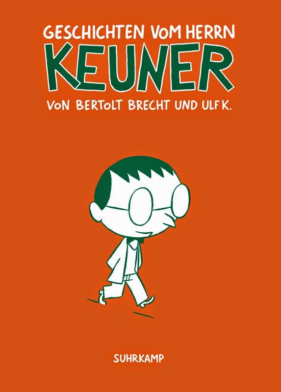 Geschichten vom Herrn Keuner; 2014