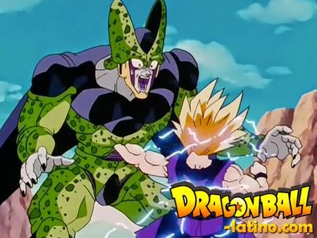 Dragon Ball Z capitulo 186