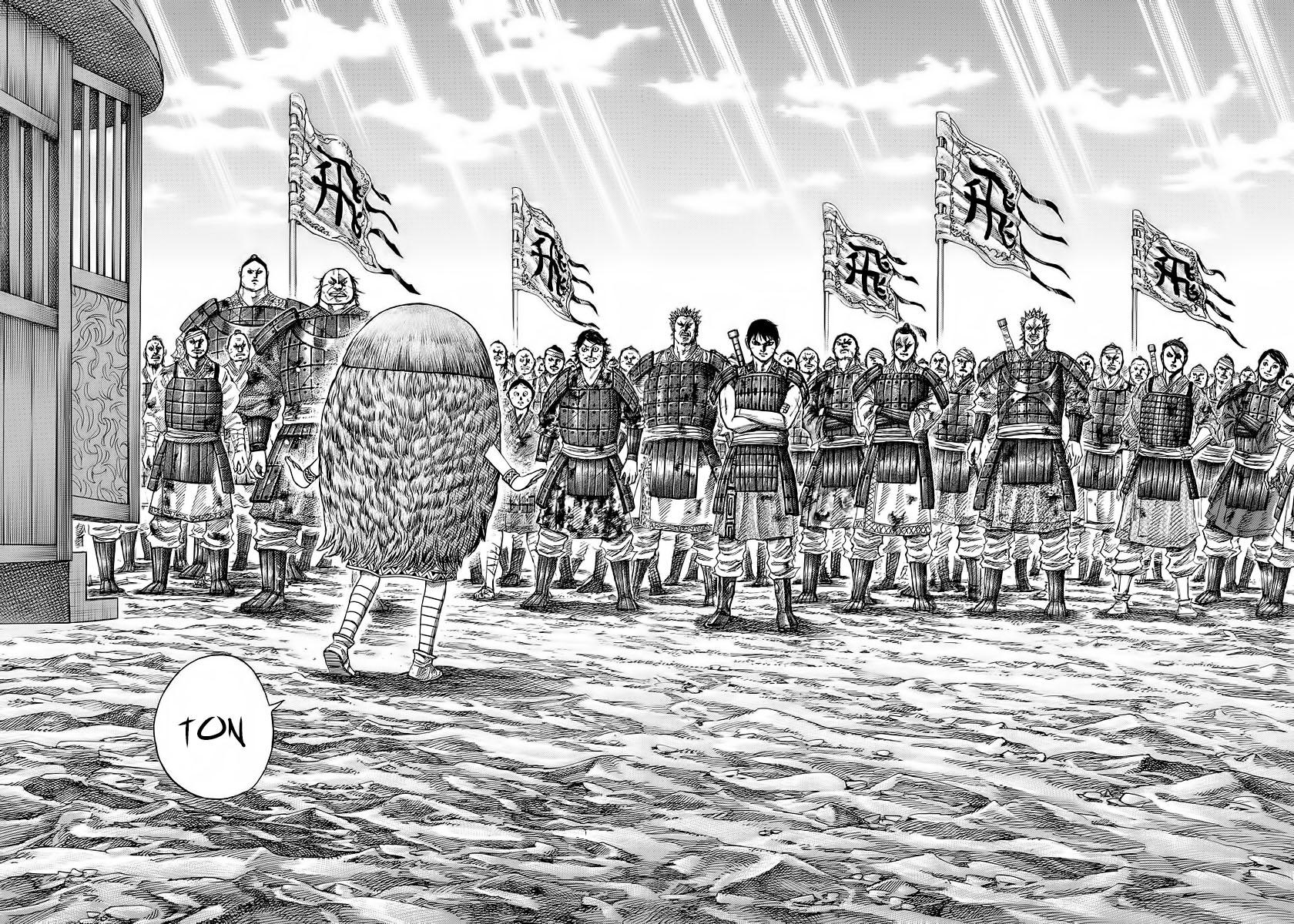 Kingdom – Vương Giả Thiên Hạ (Tổng Hợp) chap 245 page 15 - IZTruyenTranh.com