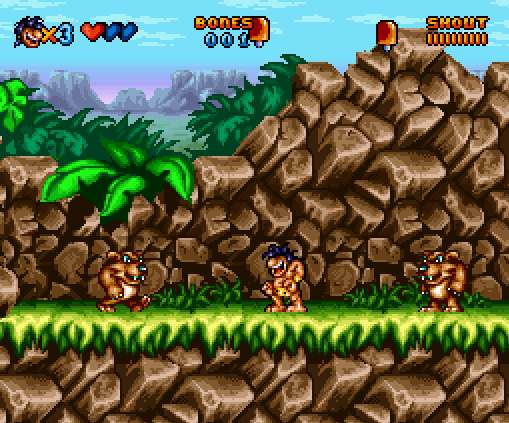prehistorik man snes rom download free game